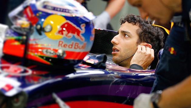 Causa Ricciardo: Red-Bull-Protest abgewiesen (Bild: APA/EPA/VALDRIN XHEMAJ)