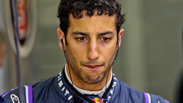 Danny Ricciardo bringt ganzen Kontinent in Ekstase (Bild: APA/EPA/SRDJAN SUKI)