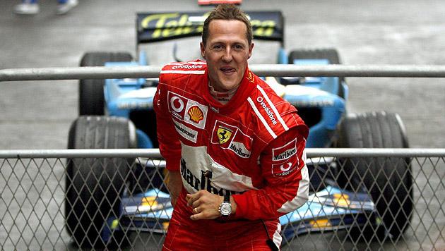"""""""Habe leider keine guten News über Schumacher"""" (Bild: Kerim Otken/EPA/picturedesk.com)"""