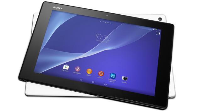 Badewannen-Tablet Sony Xperia Z2 im Praxistest (Bild: Sony)