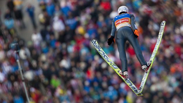 FIS will Skifliegen reformieren (Bild: APA/ERWIN SCHERIAU)