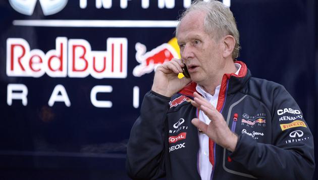 """Red-Bull-Chef Marko: """"So schlecht sind wir nicht"""" (Bild: APA/HANS KLAUS TECHT)"""