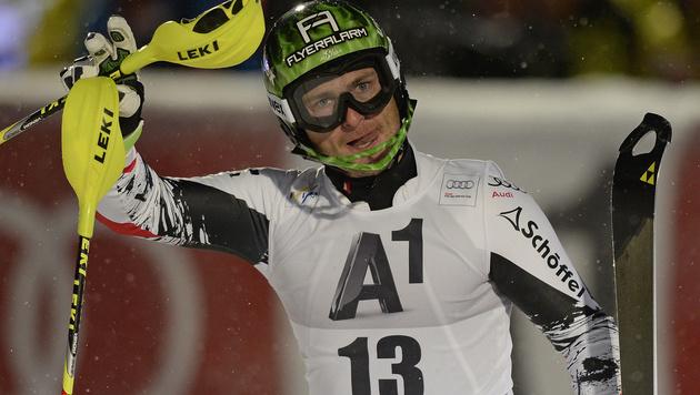 Reinfried Herbst setzt seine Ski-Karriere fort (Bild: APA/Robert Parigger)