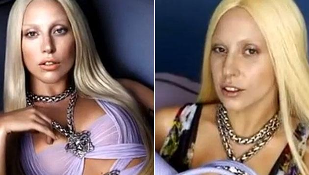 Lady Gaga: Fotos zeigen unretuschierte Wahrheit (Bild: Zoom.in)