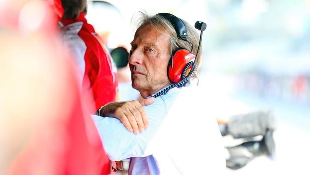 """Montezemolo: """"Diese Formel 1 macht keinen Spaß"""" (Bild: EPA)"""