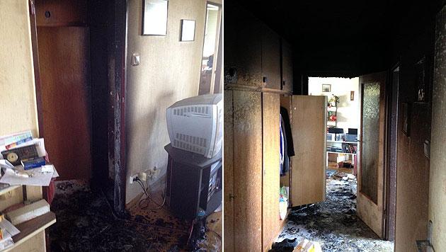 wiener rettet nachbarin aus brennender wohnung t r aufgebrochen schlagzeilen. Black Bedroom Furniture Sets. Home Design Ideas