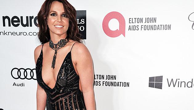 Da war sie noch brünett: Pop-Prinzessin Britney Spears (Bild: Richard Shotwell/Invision/AP)
