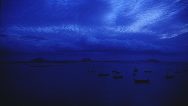 Bunte Inseln und herrliche Strände vor Kap Verde (Bild: flickr.com/YXO)