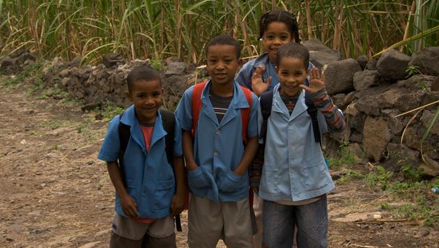 Bunte Inseln und herrliche Strände vor Kap Verde (Bild: flickr.com/dickdotcom)