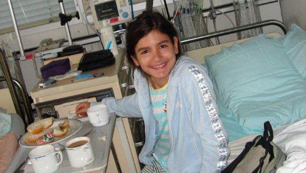 """Ärzte gaben Maleen nur 3 Jahre - heute ist sie 18 (Bild: """"Krone"""")"""