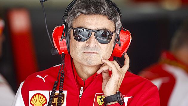 Neo-Ferrari-Boss hielt Jobangebot für Aprilscherz (Bild: APA/EPA/DIEGO AZUBEL)