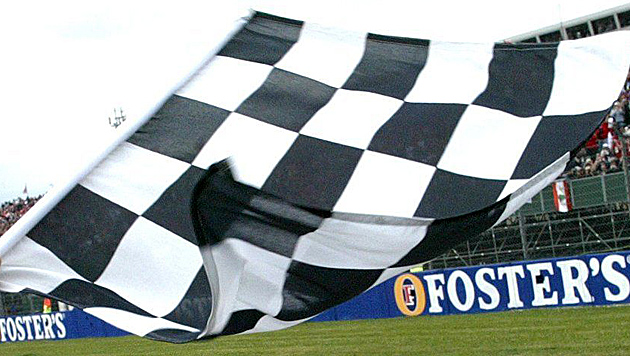 GP-Ergebnis wegen verfrühter Zielflagge korrigiert (Bild: dpa/dpaweb/dpa/A3512 Roland Weihrauch)