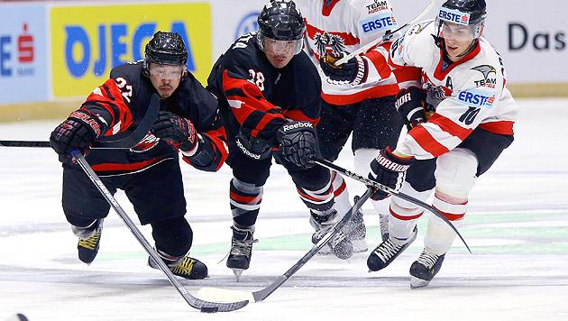 ÖEHV-Team gewinnt auch zweites Spiel bei der B-WM (Bild: APA/EPA/KIM SOO-HAN)