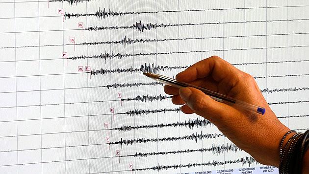 Schweres Erdbeben vor Küste von Papua-Neuguinea (Bild: APA/Georg Hochmuth (Symbolbild))