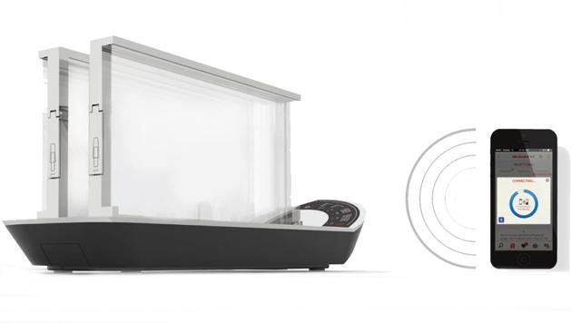 """Bugatti stellt Bluetooth-Toaster """"Noun"""" vor (Bild: Bugatti)"""