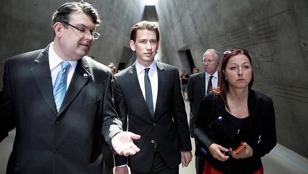 In der Holocaust-Gedenkstätte Yad Vashem (Bild: APA/EPA/Abir Sultan)