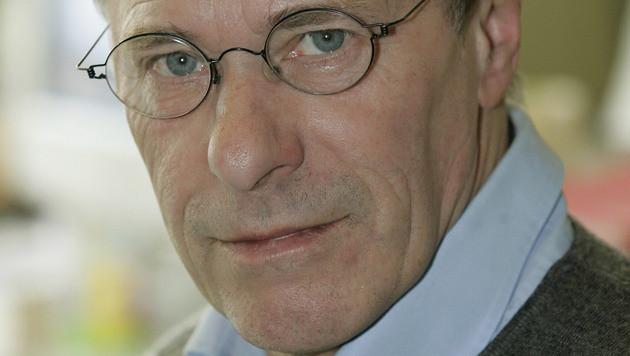 Dieter Kindermann (Bild: Reinhard Holl)