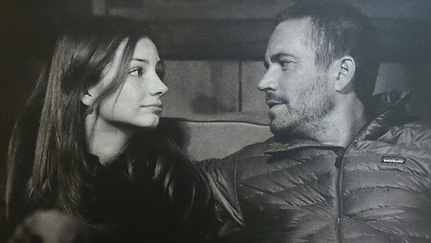 Meadow und Paul Walker (Bild: Facebook.com)