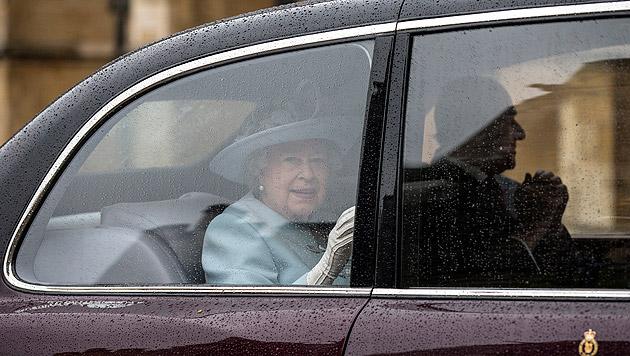 Queen Elizabeth: Neues Porträt zum 88. Geburtstag (Bild: AP, APA/EPA/DAVID BAILEY/PA WIRE)