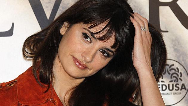 Spaniens Hollywoodexport Penelope Cruz wird 40 (Bild: SERGIO BARRENECHEA/EPA/picturedesk.com)