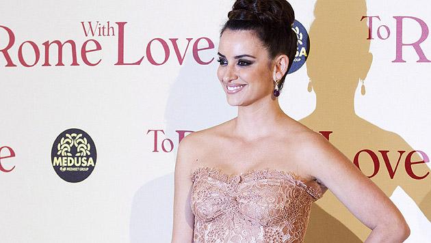 Spaniens Hollywoodexport Penelope Cruz wird 40 (Bild: CLAUDIO PERI/EPA/picturedesk.com)