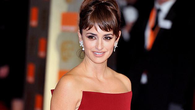 Spaniens Hollywoodexport Penelope Cruz wird 40 (Bild: DANIEL DEME/EPA/picturedesk.com)