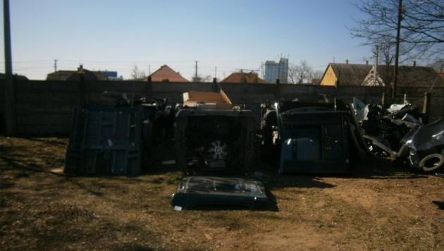 Autoknacker-Banden gesprengt: 30 Festnahmen (Bild: BMI)