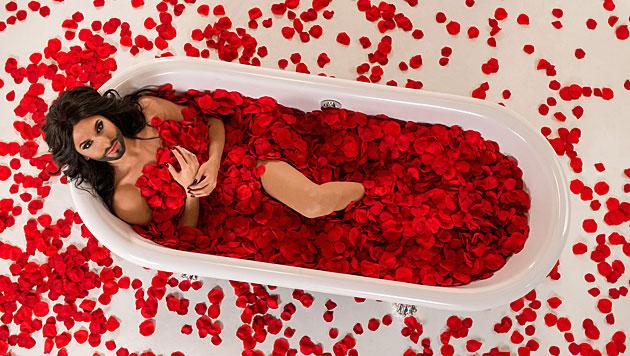 """Conchita Wurst vor Auftritt: """"Lebe meinen Traum"""" (Bild: ORF/Thomas Ramstorfer)"""