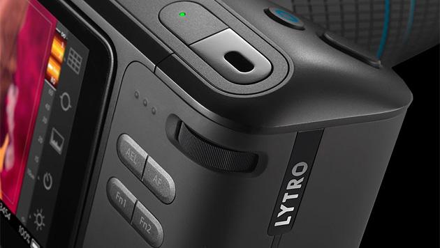 "Lytro stellt neue Lichtfeldkamera ""Illum"" vor (Bild: Lytro)"