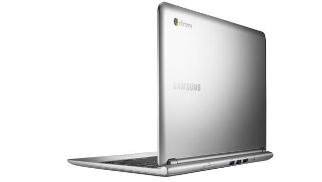 Nutzlos ohne Internet: Samsungs Chromebook im Test (Bild: Samsung)