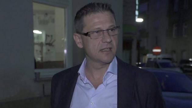 Betriebsratschef Kurt Wessely will nun die Verhandlungen mit dem Unternehmen fortsetzen. (Bild: krone.tv)