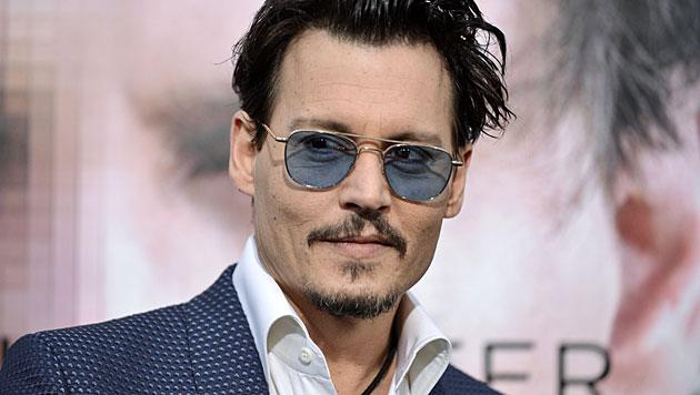 Johnny Depp über Liebe, Technik und neuen Film (Bild: Richard Shotwell/Invision/AP)