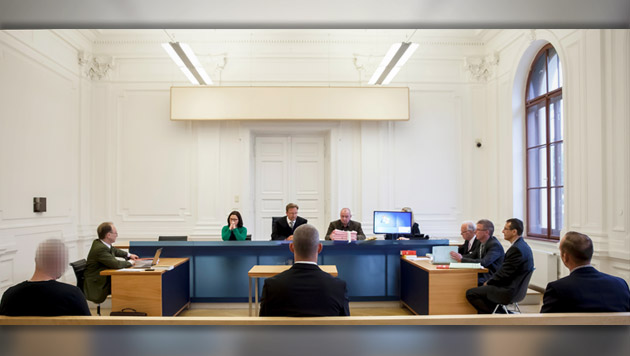 14-Jährige vergewaltigt: 3 Männer freigesprochen (Bild: APA/ERWIN SCHERIAU, krone.at-Grafik)