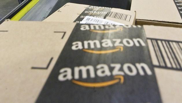 Amazon dominiert heimischen Online-Handel (Bild: AP)