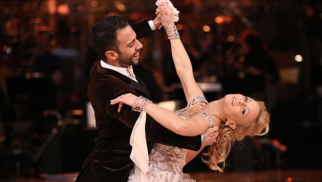 """""""Dancing Stars"""": Kein Paar musste gehen (Bild: ORF/Milenko Badzic)"""