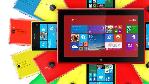 Deal abgeschlossen: Nokia gehört jetzt Microsoft (Bild: Microsoft)