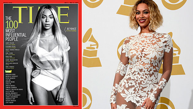 Neues Video: Beyonce prangert Schönheitswahn an (Bild: AP, APA/EPA/PAUL BUCK)
