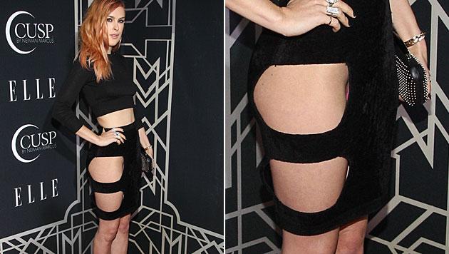 Rumer Willis zeigt stolz ihren sexy Bikini-Body (Bild: Paul A. Hebert/Invision/AP)