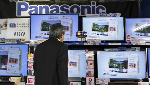 Panasonic schreibt wieder schwarze Zahlen (Bild: EPA)