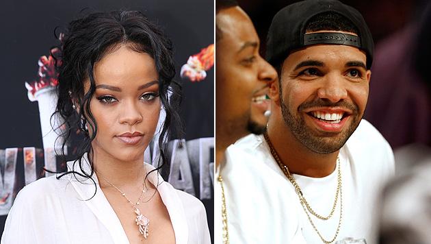 Rihanna will angeblich ein Baby von Rapper Drake (Bild: Matt Sayles/Invision/AP, APA/EPA/ERIK S. LESSER)
