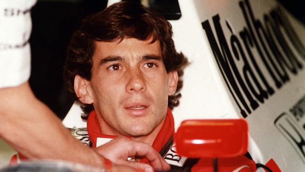 Als Senna die perfekteste Runde aller Zeiten fuhr (Bild: APA/EPA PHOTO ANSA-FILES/TO/KR)