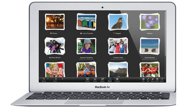 Apple spendiert dem Macbook Air kleines Update (Bild: Apple)
