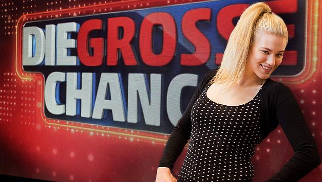"ORF holt Larissa Marolt zur ""Großen Chance"" (Bild: Kristian Bissuti, APA/dpa/Rolf Vennenbernd, krone.at-Grafik)"