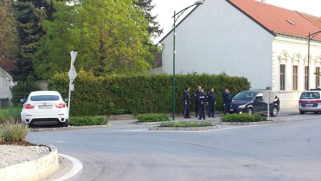 """Wilde Jagd in NÖ: Autodieb wurde zum Geisterfahrer (Bild: """"Krone""""-Leserreporter Wolfgang Mej)"""
