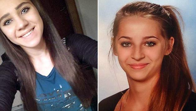 """Die Wiener """"Dschihad-Mädchen"""" Sabina S. (li.) und Samra K. (re.) (Bild: Interpol)"""