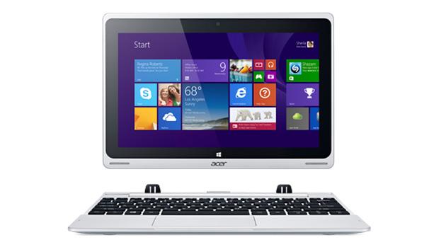 Acer kündigt neuen Laptop-Tablet-Mischling an (Bild: Acer)