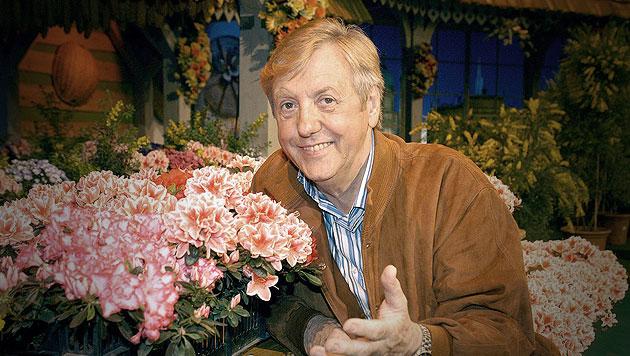 Karl Moik, wie seine Fans ihn liebten (Bild: APA/ORF/Hubert Mican)
