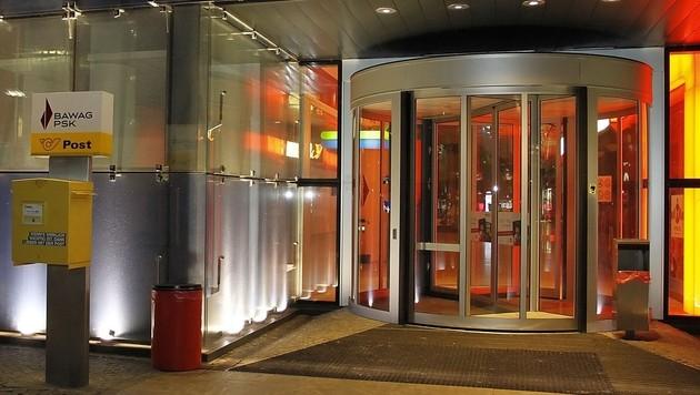 Postamt in Salzburger Einkaufszentrum überfallen (Bild: APA/FMT-PICTURES)