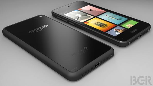 Sieht so Amazons erstes eigenes Smartphone aus? (Bild: bgr.com)