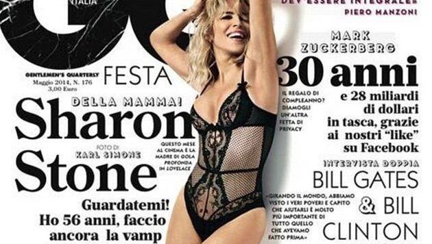 Sharon Stone: Darf jemand mit 57 so heiß aussehen? (Bild: Zoom.in)